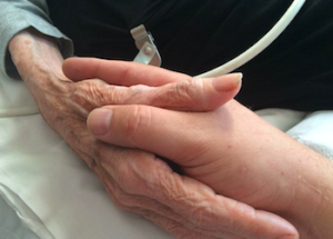 Sense of Touch Can Affect Health